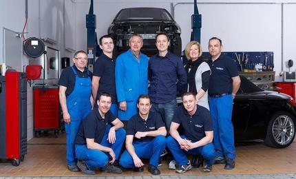Carbodyrepair - Unser Team